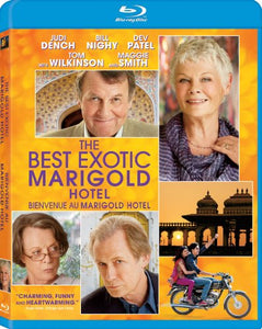 The Best Exotic Marigold Hotel / Benvenue au Marigold Hotel (Indian Palace) [Blu-ray] [Blu-ray]