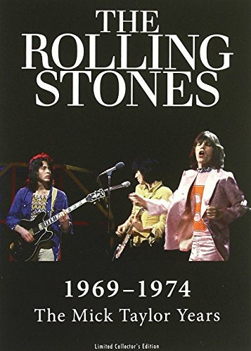 The Rolling Stones 1969-1974 - The Mick Taylor Years [DVD]