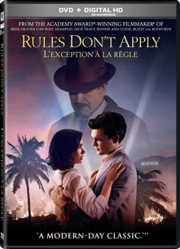 Rules Don't Apply - DVD (Used)