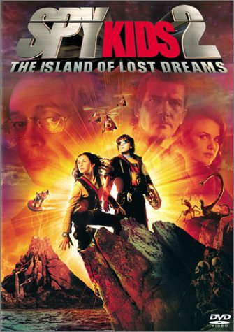 Spy Kids 2: The Island of Lost Dreams (Widescreen) - DVD (Used)