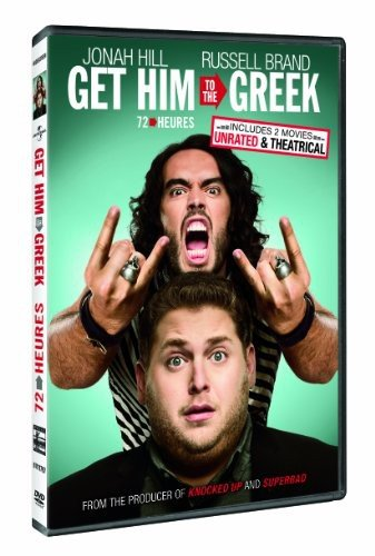 Get Him to the Greek - DVD (Used)