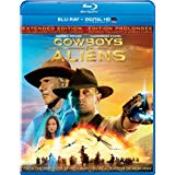 Cowboys & Aliens (extended edition) - Blu-ray