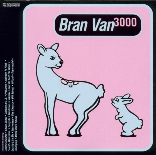 Bran Van 3000 / Glee - CD (used)