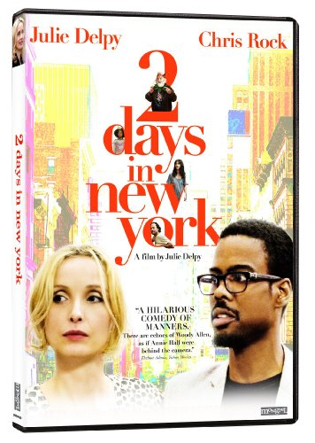 2 Days in New York - DVD (Used)