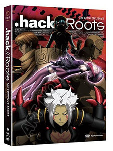 .hack//Roots / Complete Series - DVD (Used)