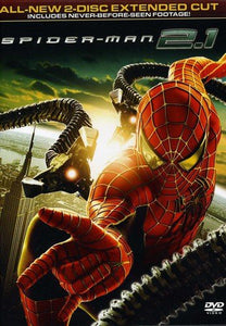 Spider-Man 2.1 - DVD (Used)