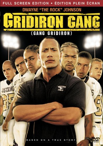 The Gridiron Gang (Full Screen) - DVD (Used)