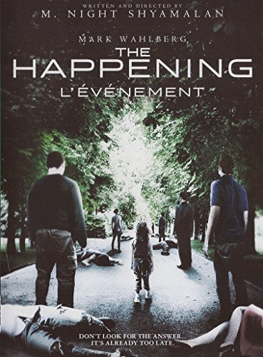 The Happening - DVD (Used)