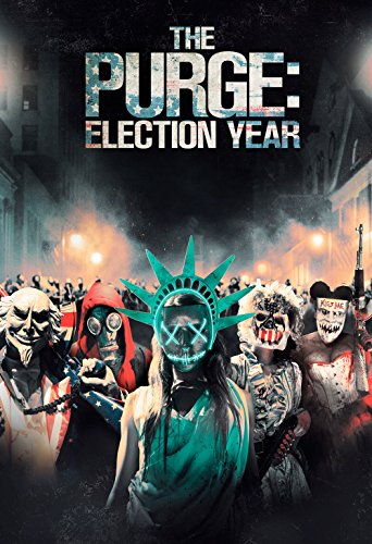 The Purge: Election Year [Import] [DVD]