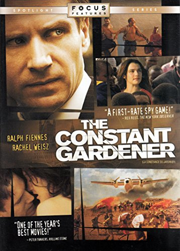 The Constant Gardener (Widescreen Edition) - DVD (Used)