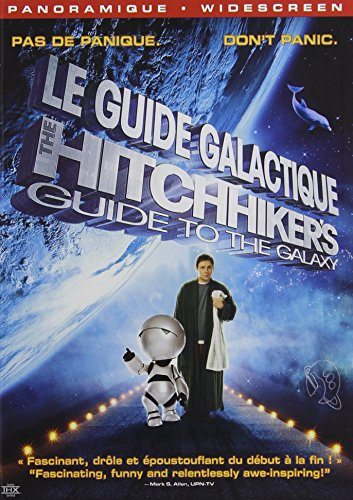 The Hitchhiker's Guide to the Galaxy - DVD (Used)