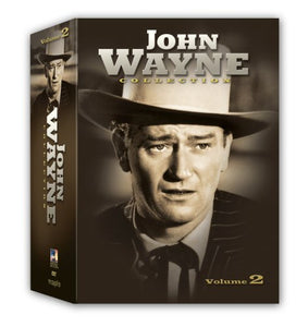 John Wayne Collection, Vol. 2 (Rio Grande / A Lady Takes a Chance / The Fighting Kentuckian / Dakota) [DVD]