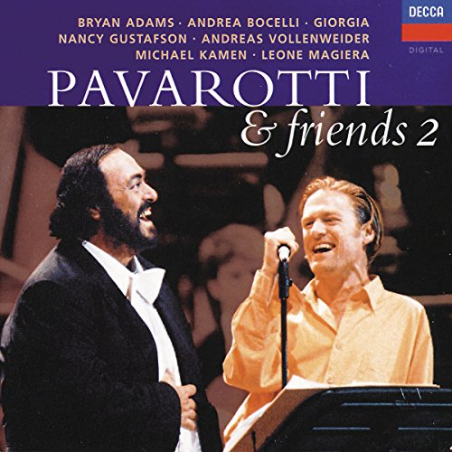 Luciano Pavarotti / Pavarotti & Friends 2 - CD (Used)