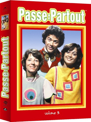 Passe-Partout / Volume 3 - DVD (Used)