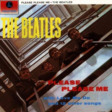 The Beatles / Please Please Me - CD (Used)