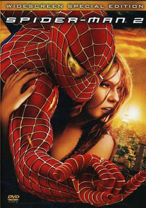Spider-Man 2 (Widescreen Special Edition) - DVD (Used)