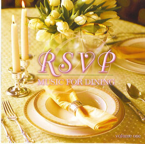 RSVP: Music For Dining Volume One [Audio CD]