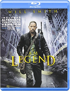 I Am Legend / Je suis une légende (Bilingual) [Blu-ray] [Blu-ray]