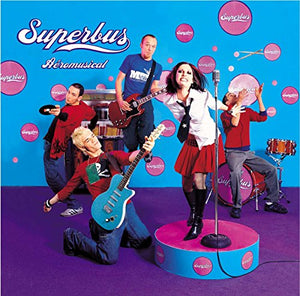 Aéromusical [Audio CD] Superbus; Jennifer Ayache; Michel Giovannetti; Patrice Focone and Stephen Bray