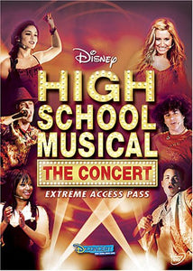 High School Musical Concert: E [DVD]