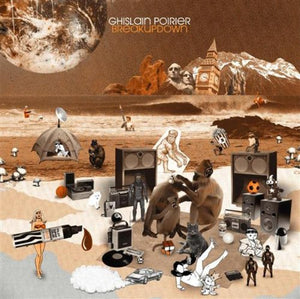 Breakupdown [Audio CD] Ghislain Poirier