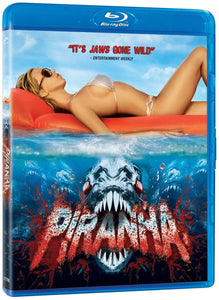 Piranha - Blu-Ray (Used)