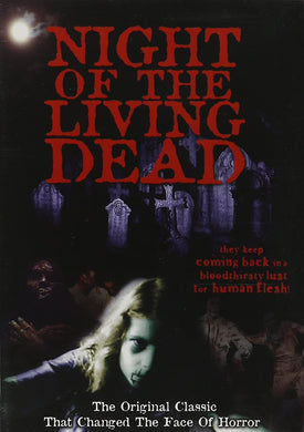 Night Of The Living Dead - DVD (Used)