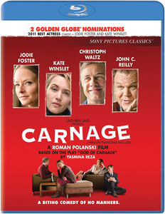 Carnage - Blu-Ray (Used)