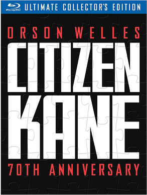Citizen Kane: 70th Anniversary Ultimate Collector's Edition - Blu-Ray (Used)