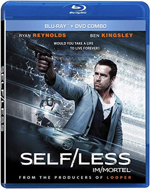 Self/Less - Blu-Ray/DVD