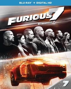 Furious 7 - Blu-Ray (Used)