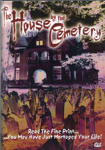 The House By The Cemetery - DVD (Used)