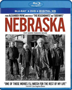 Nebraska - Blu-Ray/DVD