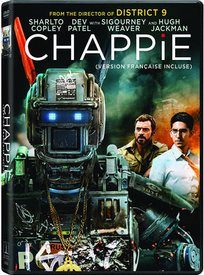 Chappie - DVD (Used)
