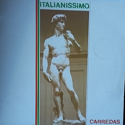 Carredas ‎/ Italianissimo - - LP (used)