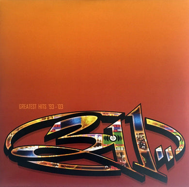 311 ‎/ Greatest Hits '93-'03 - 2LP
