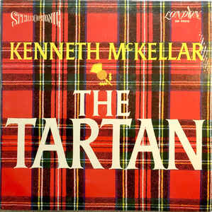 Kenneth McKellar / The Tartan - LP (used)