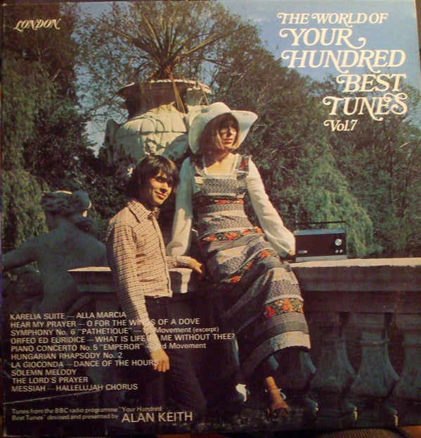 Various / The World Of Your Hundred Best Tunes Vol. 7 - LP (used)