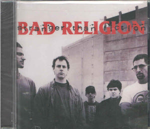 Bad Religion ‎/ Stranger Than Fiction - CD