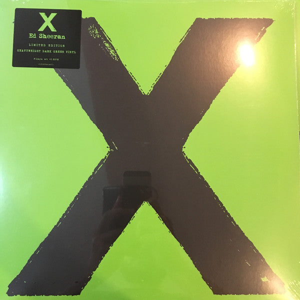 Ed Sheeran / X - LP