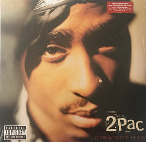 2Pac ‎– Greatest Hits - 4LP