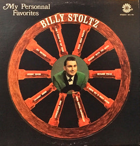 Billy Stoltz / My Personal Favorites - LP (used)