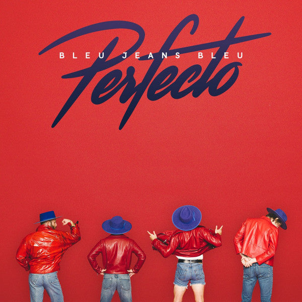 Bleu Jeans Bleu / Perfecto - LP (used)