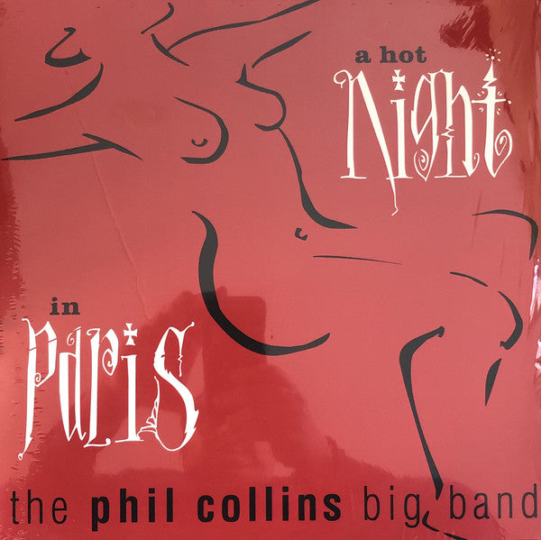 Phil Collins / A Hot Night in Paris - 2LP