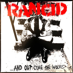 Rancid ‎/ ...And Out Come The Wolves - LP