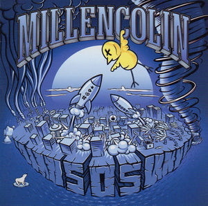 Millencolin ‎/ SOS - CD