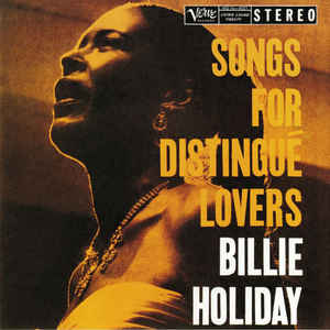 Billie Holiday / Songs For Distingué Lovers - LP