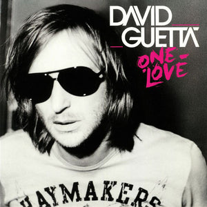 David Guetta / One Love (Pink Vinyl Limited Edition) - 2LP PINK