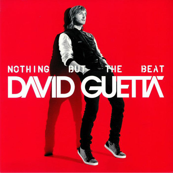 David Guetta / Nothing But The Beat - 2LP RED
