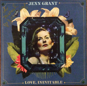Jenn Grant ‎/ Love, Inevitable - LP CREAM